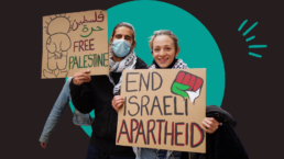 End Israeli Apartheid