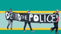 Defund The Police Campaign