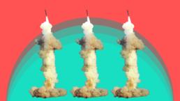 ICBM launches