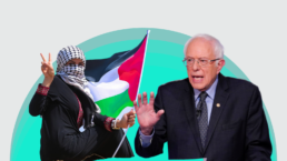 Bernie Sanders & Gaza