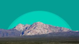 spirit mountain in Nevada